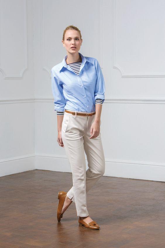 Everyday Elegance - KK361 Workwear Oxford Shirt