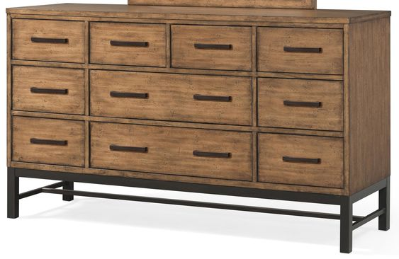 Tribecca 10 Drawer Dresser #UrbanLoft