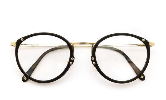Christian Roth [CR F-09 C-10 matte black/gold] | optician | ponmegane