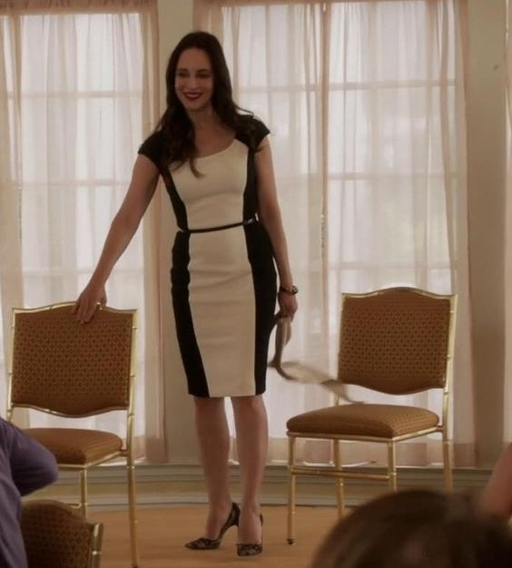 Revenge Serie Tv Look Style Estilo Inspiration Inspira O Moda Fashion Dress