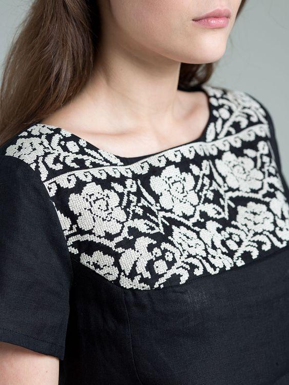 Жіноче плаття MD9 – купити ручну роботу по найкращій ціні від ЕтноДім