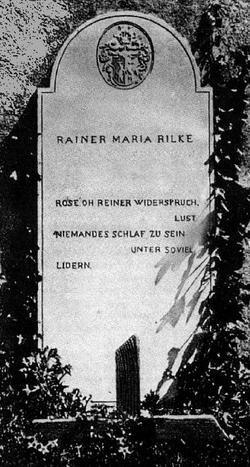Rainer Maria Rilke (1875 - 1926)