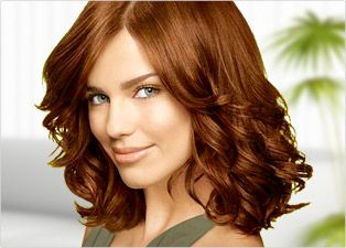 garnier light golden copper brown - Colores Garnier