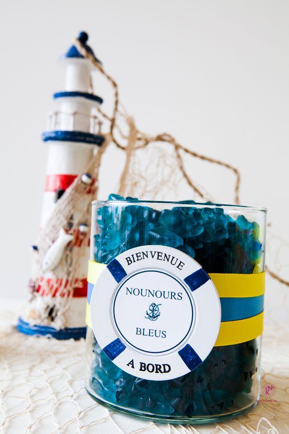 Kréavie | Bars à bonbons & Bonbonnières Nautique-Kréavie | Candy bar
