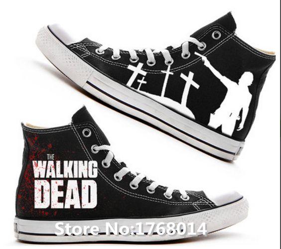 walking dead shoes - Buscar con Google