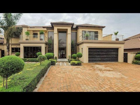 5 Bedroom House For Sale In Gauteng Centurion Centurion West Blue Valley Golf Est House Plan Gallery Architectural House Plans Design Your Dream House