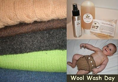 HappilyDomestic- How to care for your woolies!