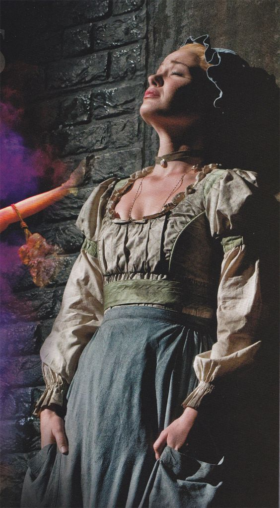Sierra Boggess as Fantine.... TOO MUCH PERFECT