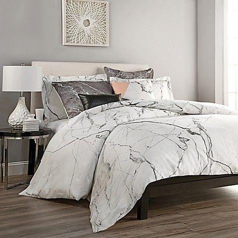 Carrara Duvet Cover Set Comfortable Bedroom Classic Bedroom Gold Bedroom Decor