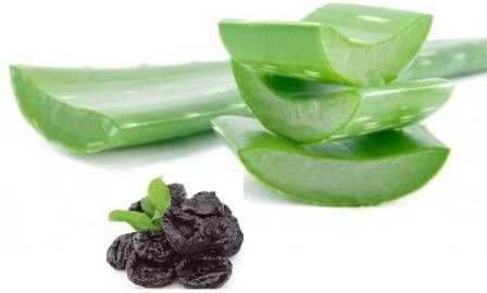 Colon Cleanse with Aloe and Plum Raisins: Here I Explain The Colon Cleanse Procedure In Just 5 Days With Aloe And Prunes.  Apply now!
