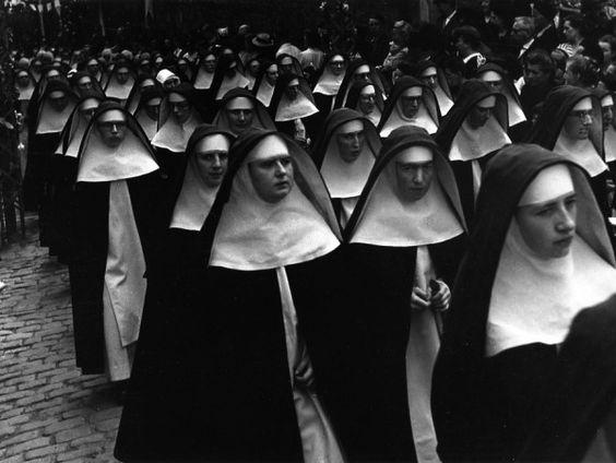 15 août 1959 Le Puy | 1950 |¤ Robert Doisneau | 14 août 2015 | Atelier Robert Doisneau | Site officiel