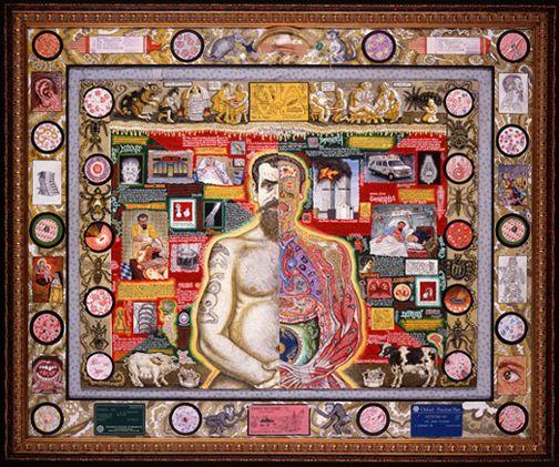 joe coleman ium joeus fear of disease joe coleman pinterest casa artisti e arte
