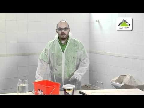 Renovar paredes suelos encimeras y muebles con resina de - Leroy merlin suelos adhesivos ...