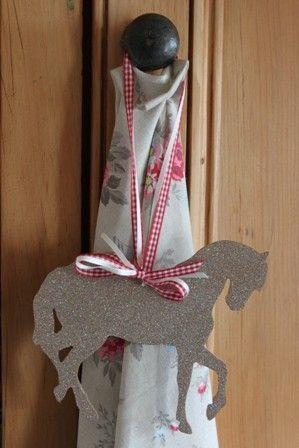 Horse Hanging Decoration