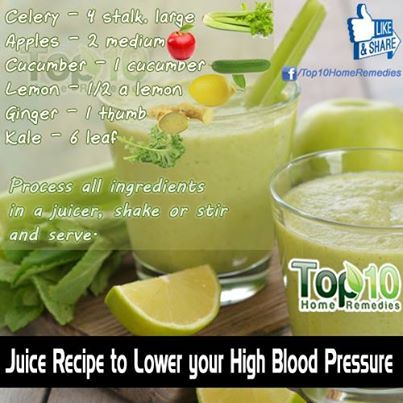 Blood pressure, Juice and Blood on Pinterest