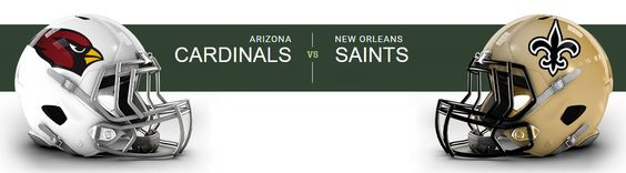 New Orleans Saints at Arizona Cardinals University of Phoenix Stadium — Glendale, AZ on Sun Dec 18 at 2:05pm, From $47.00