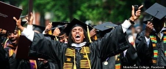 Graduates of 2014 #Morehouse#Positiveblack menimages#RP