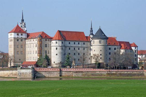 Torgau (Sachsen) - Hartenfels Castle / Schloss Hartenfels / Château d'Hartenfels