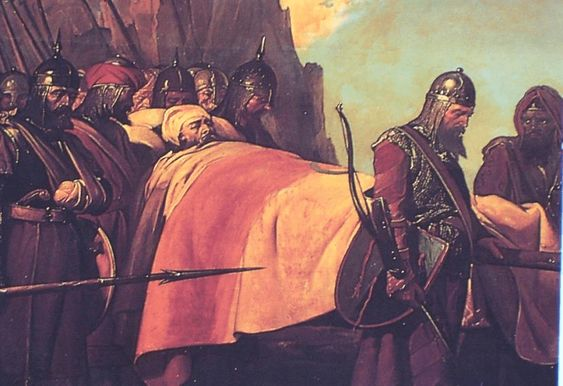 Reconquista cristiana medieval de la Península Ibérica y Baleares A5b8a7f0709f0f6c3b2a3c670ee0ccce