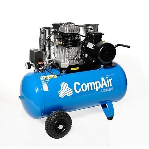 Compresseur 100l 10bar 3cv Compresseur Air Comprime 2cv