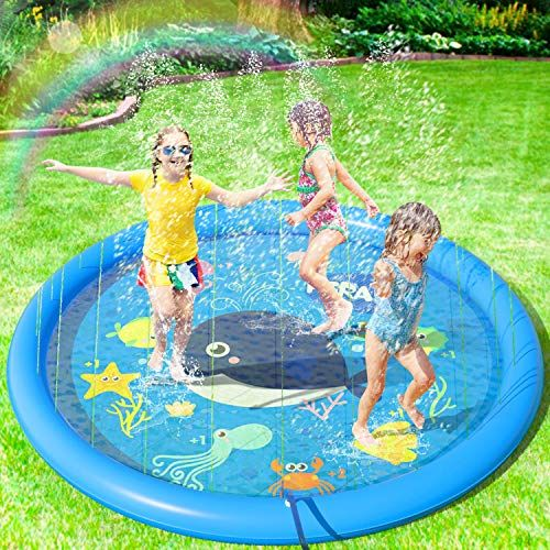 splash pool baby pool