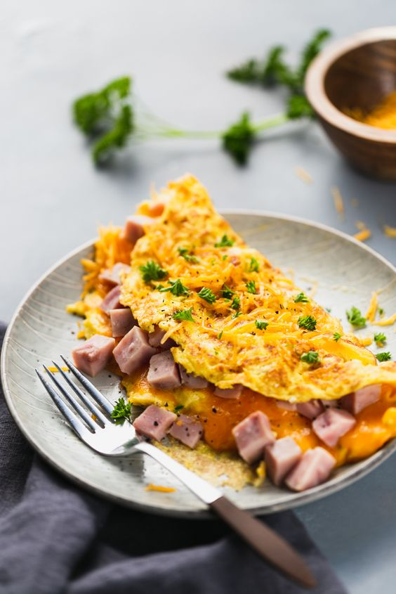 6 dicas para fazer a Omelete perfeita em casa