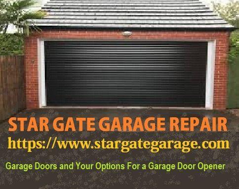 Pin On Star Gate Garage