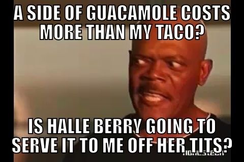 In honor of Jay Bundy and many confused lunches at Abuelos