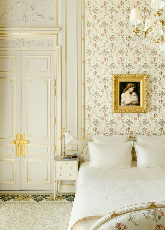 Ritz Paris: Luxury Hotel 5 stars Place Vendôme Reservations #RitzParis #FrenchProvincial #French