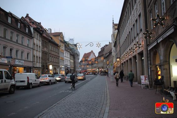 Bamberg Langstrasse Bamberg Nurnberg Schweinfurt