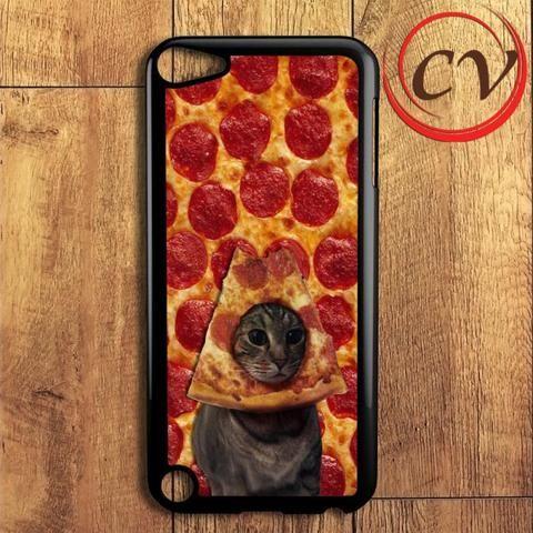 Pizza Cute Cat iPod 5 Case