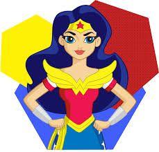 Resultado de imagen para dc superhero girls png