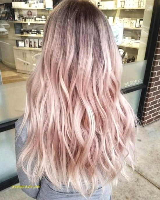 Unique Pink Hairstyle Ideas Pink Blonde Hair Light Pink Hair