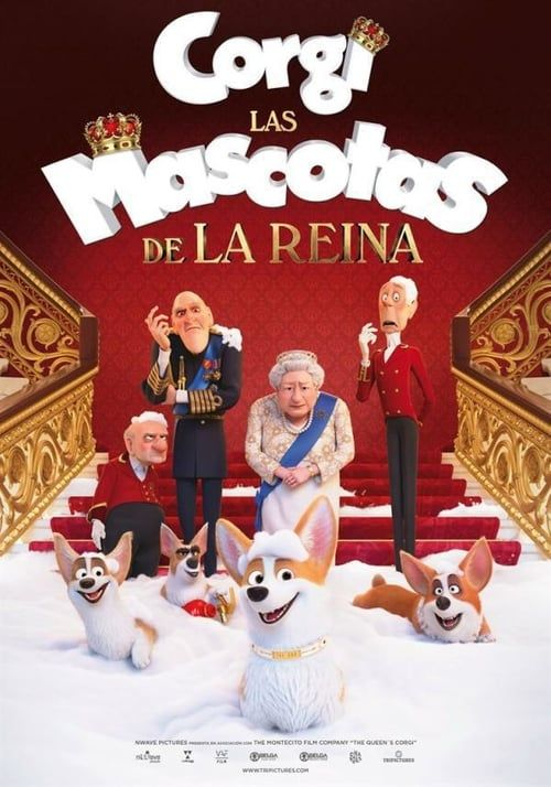 The Queen S Corgi Filme Cmplet Corgi Movies Kids Movies