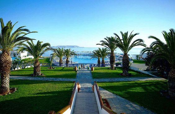 Hôtel Mitsis Rinela 5* à Kokkini Hani prix promo Voyage pas cher Crète…