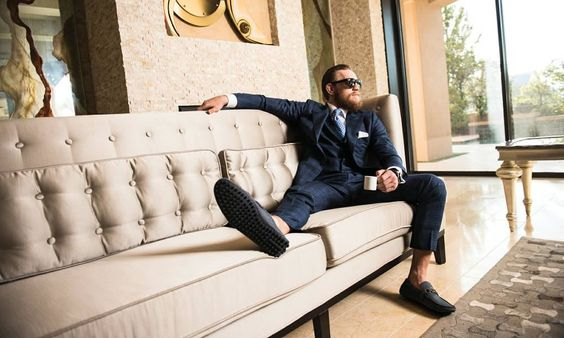 Conor McGregor Suits
