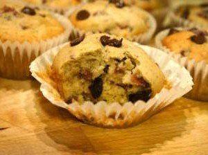 Muffiny celozrnne