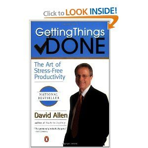 The first book on GTD you should read.