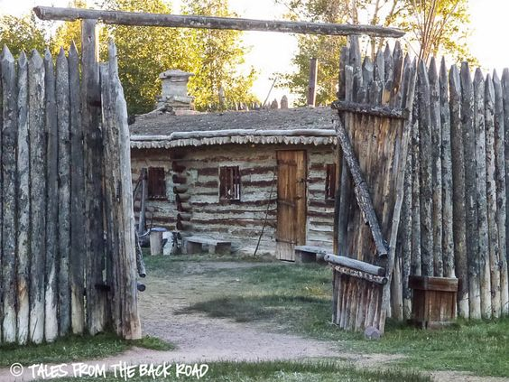 Fort Bridger fort