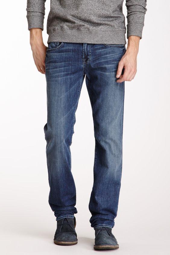 The Straight Jean on HauteLook