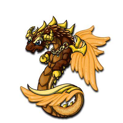 Baby King Dragon