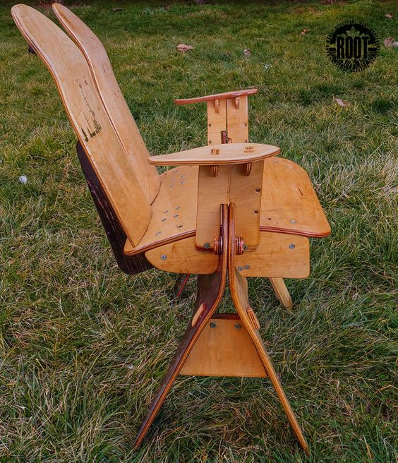 ROOT : Handmade Designers Wooden Chair by WESTSIDEWORKSHOP54