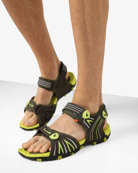 SPARX Casual Sandals with Velcro