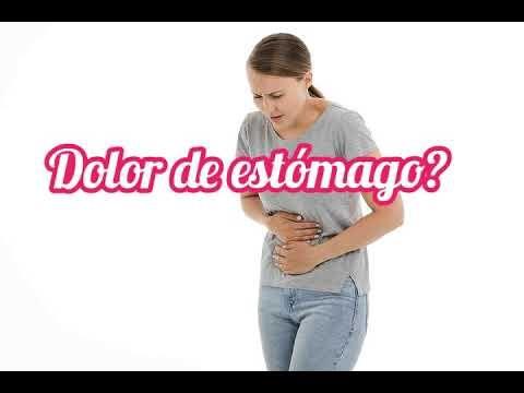 dolor de estómago y pérdida de peso