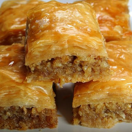 Delicious Baklava Recipe!!:
