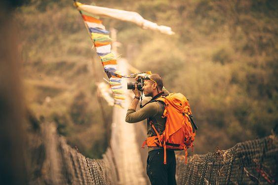 Get your camera wherever you go