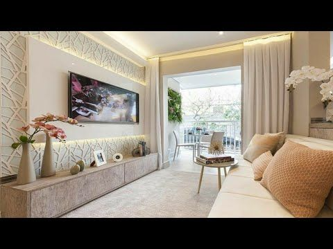 100 Modern Living Room Interior Design And Wall Decorating Ideas 2020 Youtube In 2020 Trendy Living Rooms Apartment Living Room Modern Room