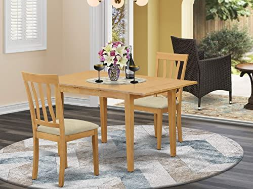 31 Things From Walmart That Are Under 100 And Have A Ton Of Positive Reviews Solid Wood Dining Chairs Wood Dining Chairs Dining Chairs