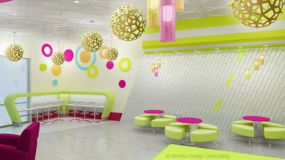 Restaurant Interior Design And Branding