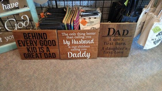 FATHERS DAY SIGNS